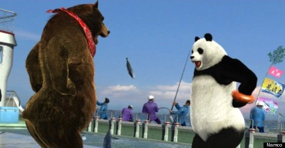 Tekken Tag Tournament 2 REVIEW: How To Have Fun Punching Pandas ...