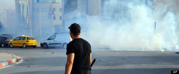 Tunisia Embassy Attack