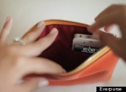Everpurse Phone Charging Purse