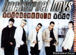 Old Navy Backstreet Boys