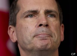How Dalton McGuinty Botched Fiscal Policy