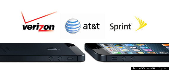 at t iphone 5 on verizon iphone 5 on verizon at amp t or sprint how to choose the 6089