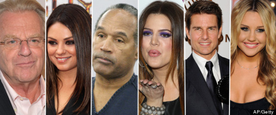 RIDICULOUS CELEBRITY HEADLINES