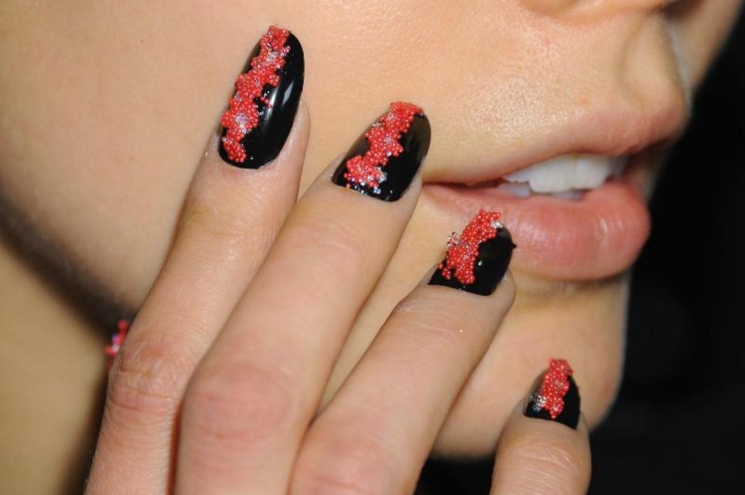 Spring Nail Designs 2013 Pinterest O-the-blonds-nails-spring-2013 ...