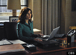 The Good Wife Carrie Preston