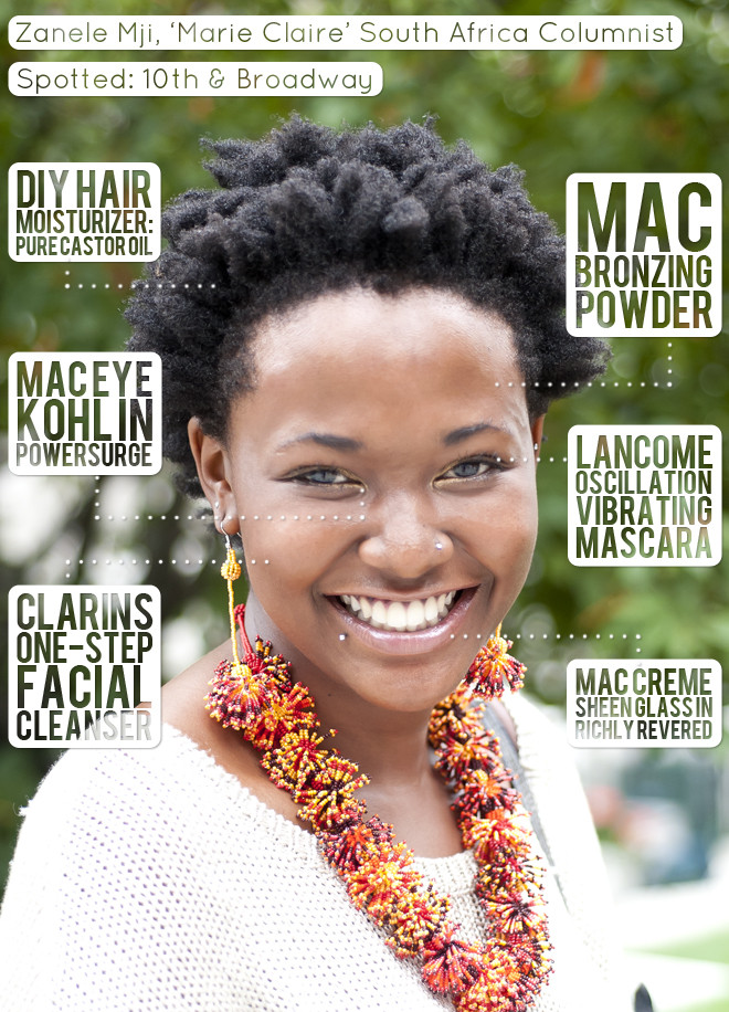 natural hair styles south africa style zanele mji south 4849 | original