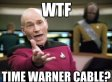 Patrick Stewart, 'Star Trek' Captain Picard, Loses 'Will To Live' Over Time Warner Cable Complaint