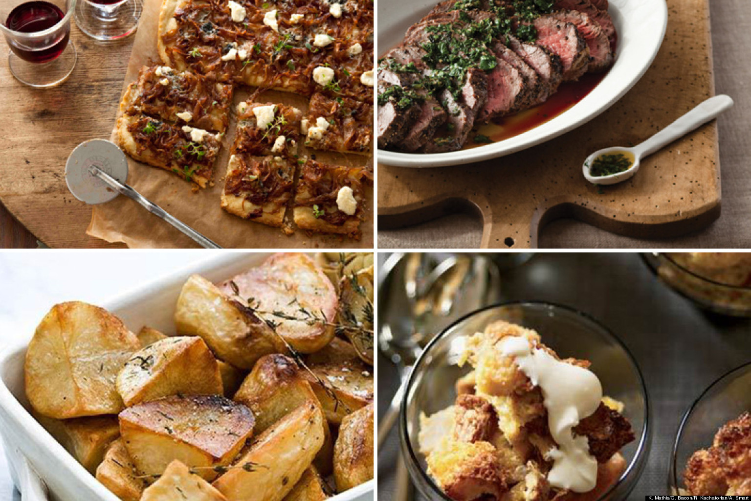 dinner party menus and recipes photos huffpost