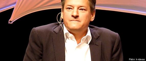 TED SARANDOS NETFLIX CANADA INTERNET