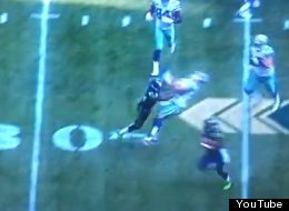 Golden Tate Sean Lee