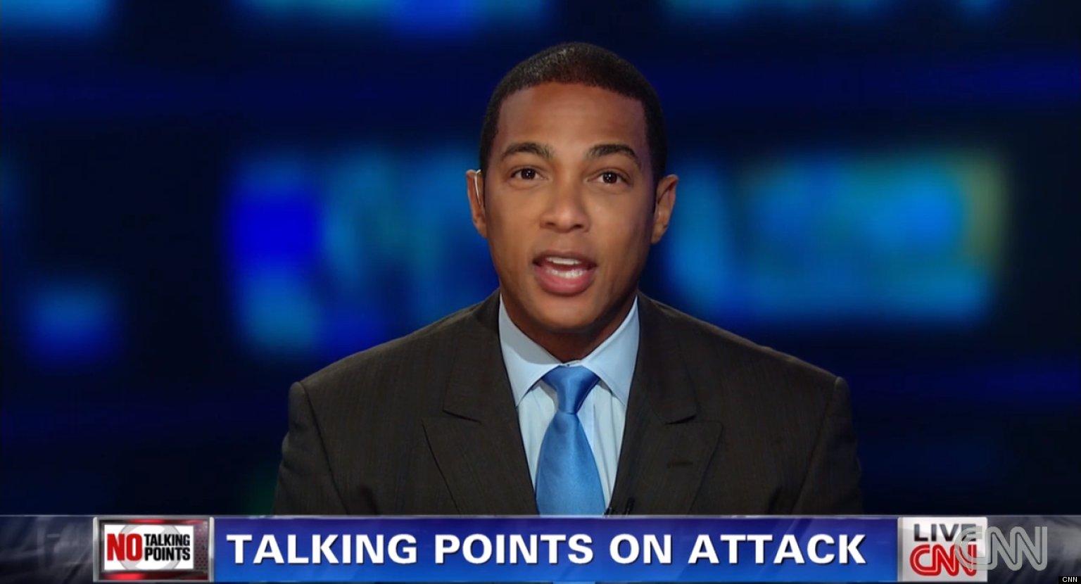 CNN's Don Lemon: Mitt Romney's Libya Response Was 'Rush To ...