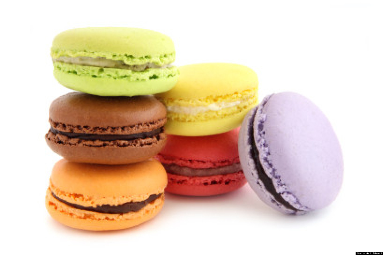 10 Beautiful Facts About French Macarons | The Huffington Post