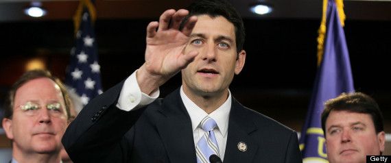 Paul Ryan Convinced Washington Genius