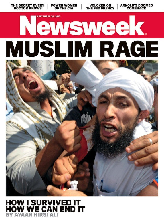 newsweek muslim cover