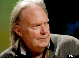 Neil Young Internet Piracy