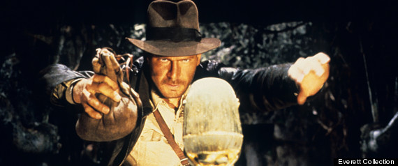 Indiana Jones Blu Ray Giveaway