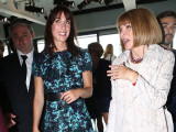Harry Styles, Samantha Cameron Spotted At London...
