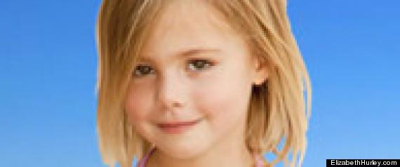 Elizabeth Hurley Bikini For Kids