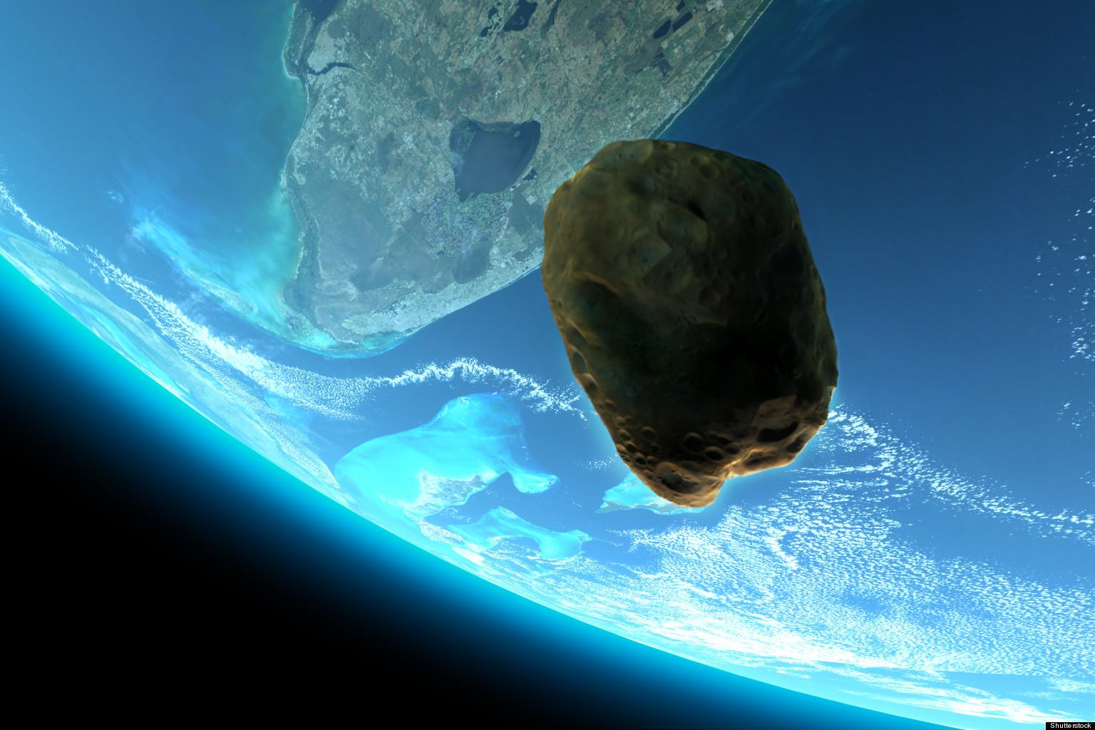 Совсем скоро крупный астероид подойдет к Земле