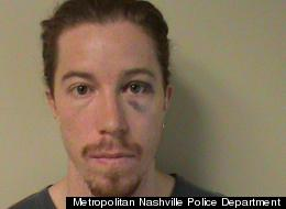 Shaun White Arrested