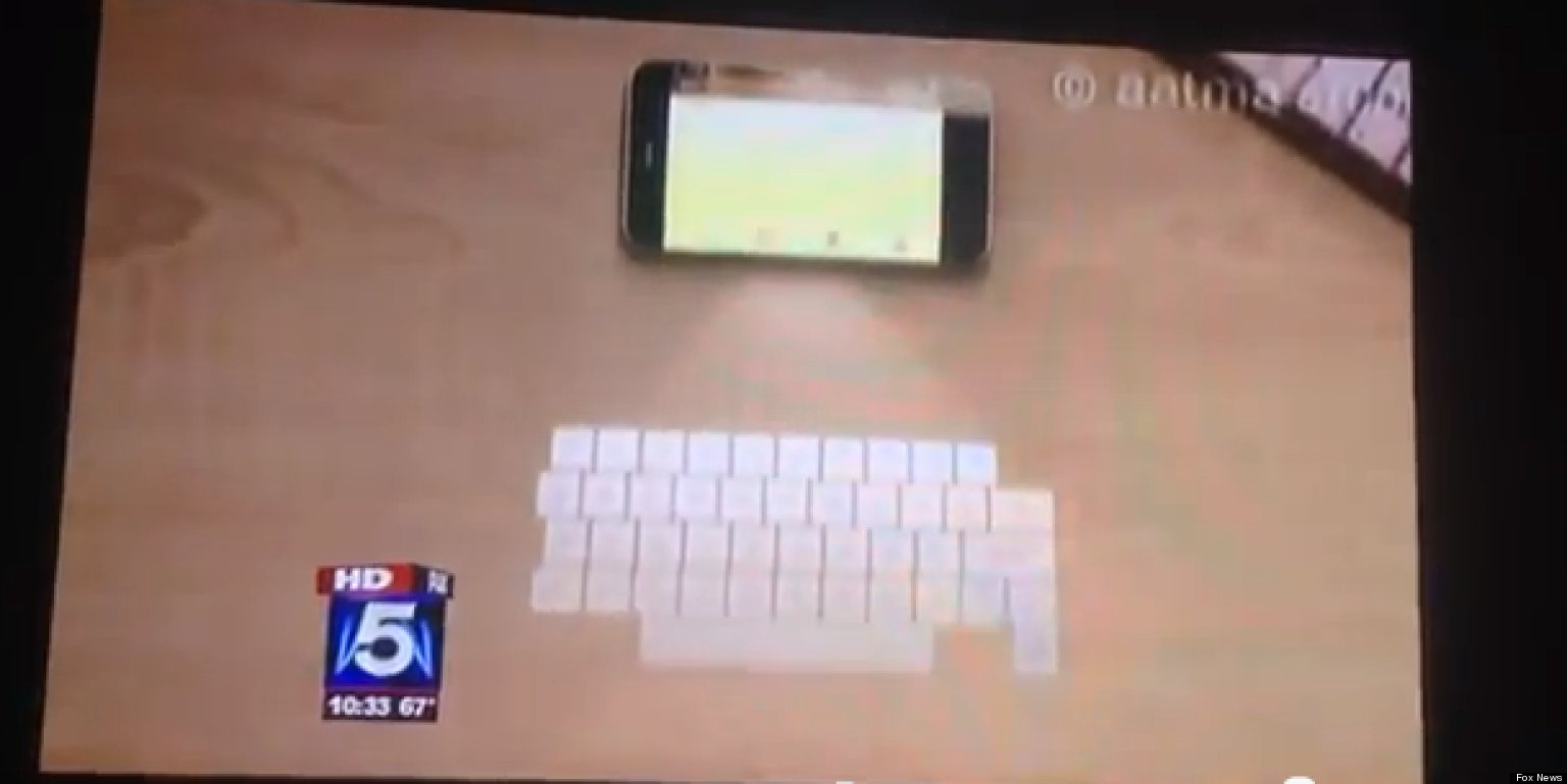 American News Channel Cheated of iPhone 5 Concept Video