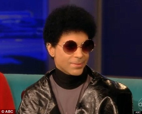 prince natural hair