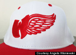 Wutang Detroit Red Wings Hat