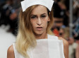 Alice Dellal Lets It Hang Out At Pam Hogg Spring 2013 Show (NSFW PHOTOS)