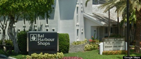 BAL HARBOUR SHOPS CHURCH BY THE SEA DEAL RETAIL