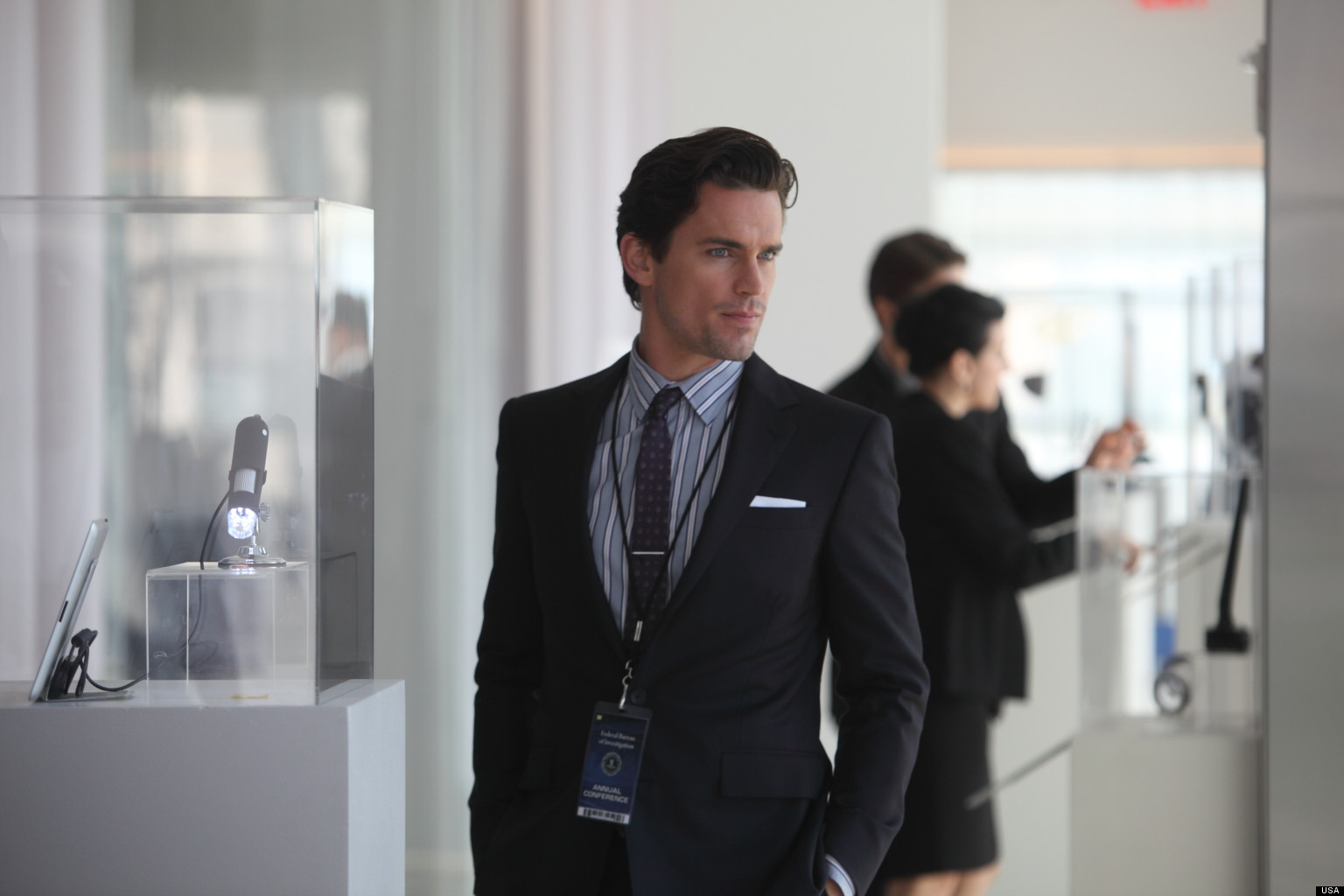 'White Collar' Exclusive Sneak Peek: Neal Hatches A Sneaky ...