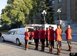 Lougheed Hearse To Pass Important Landmarks
