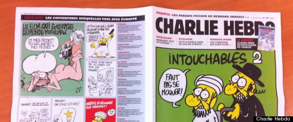 Charlie Caricatures