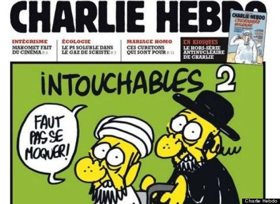 كاريكاتير عن الرسول محمد صلى الله عليه وسلم Charlie Hebdo Publie De Nouvelles Caricatures De Mahomet احبك محمد