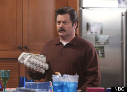Nick Offerman Parks And Recreation Season 5