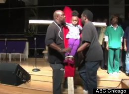 Bishop Larry Trotter Crucifies
