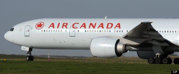 AIR CANADA DISCOUNT CARRIER