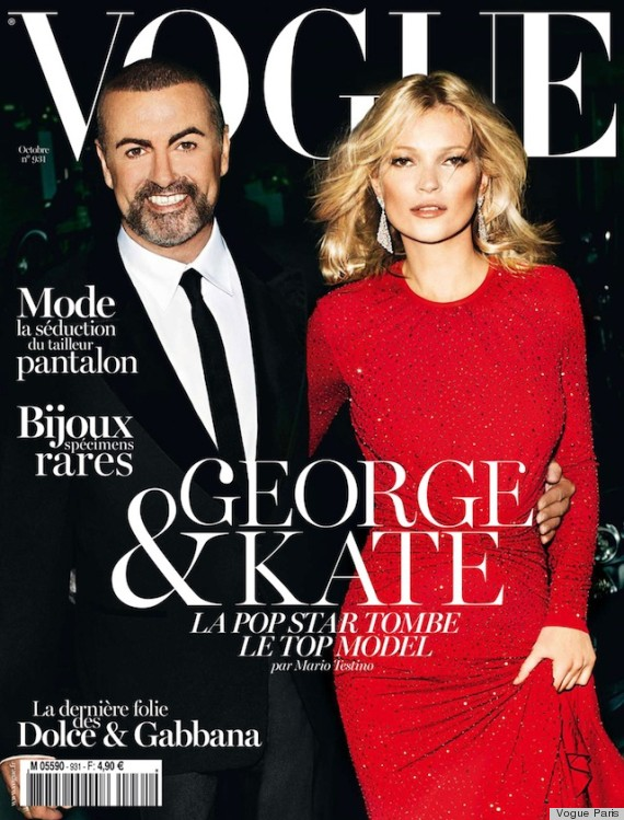kate moss george michael