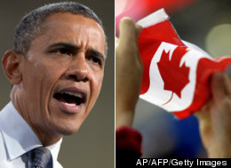 Us Canada Invasion Obama