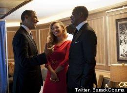 Obama Praises Beyonce As The Perfect Woman