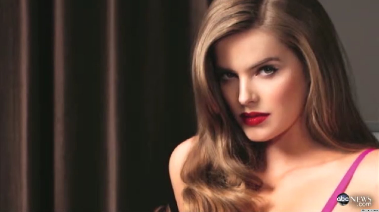 Robyn Lawley Becomes First Plus Size Ralph Lauren Model ...