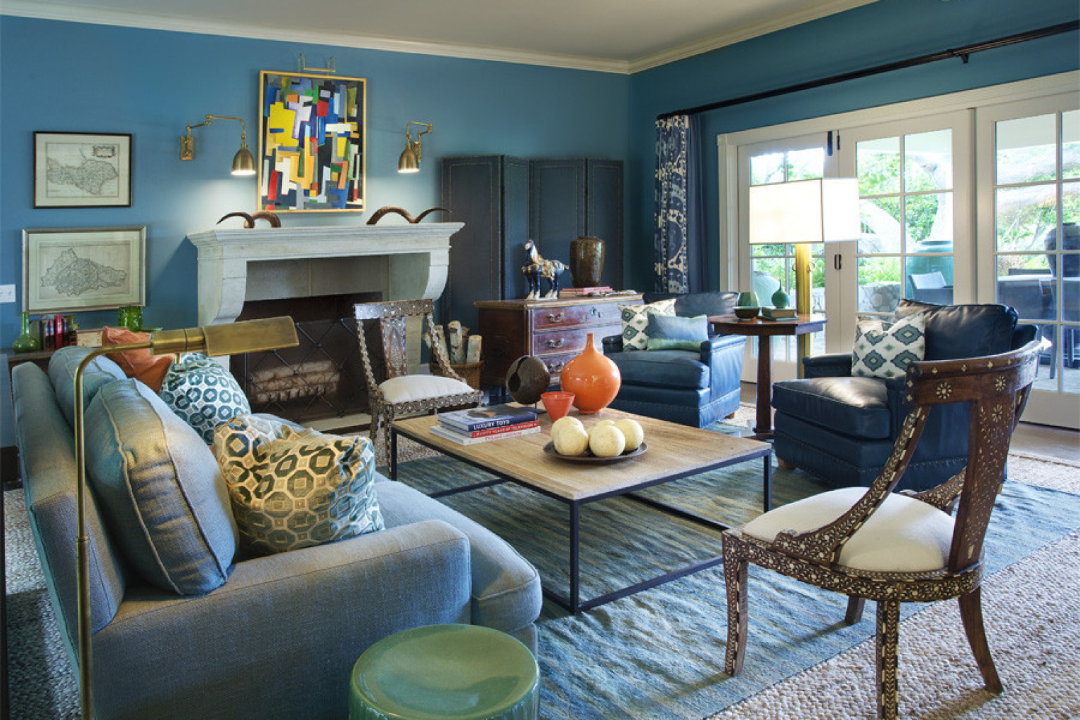 designer showhouse take a tour of the santa barbara design house and gardens photos huffpost On designers home