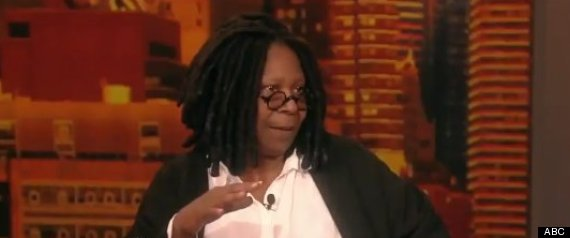 Whoopi Goldberg Fires Back At Mitt Romney Over Leaked Comments The actress and host of « The View » lashed out at Romney on Twitter Wednesday evening, calling him a confused candidate who « sheds ideas faster than a snake sheds skin. »