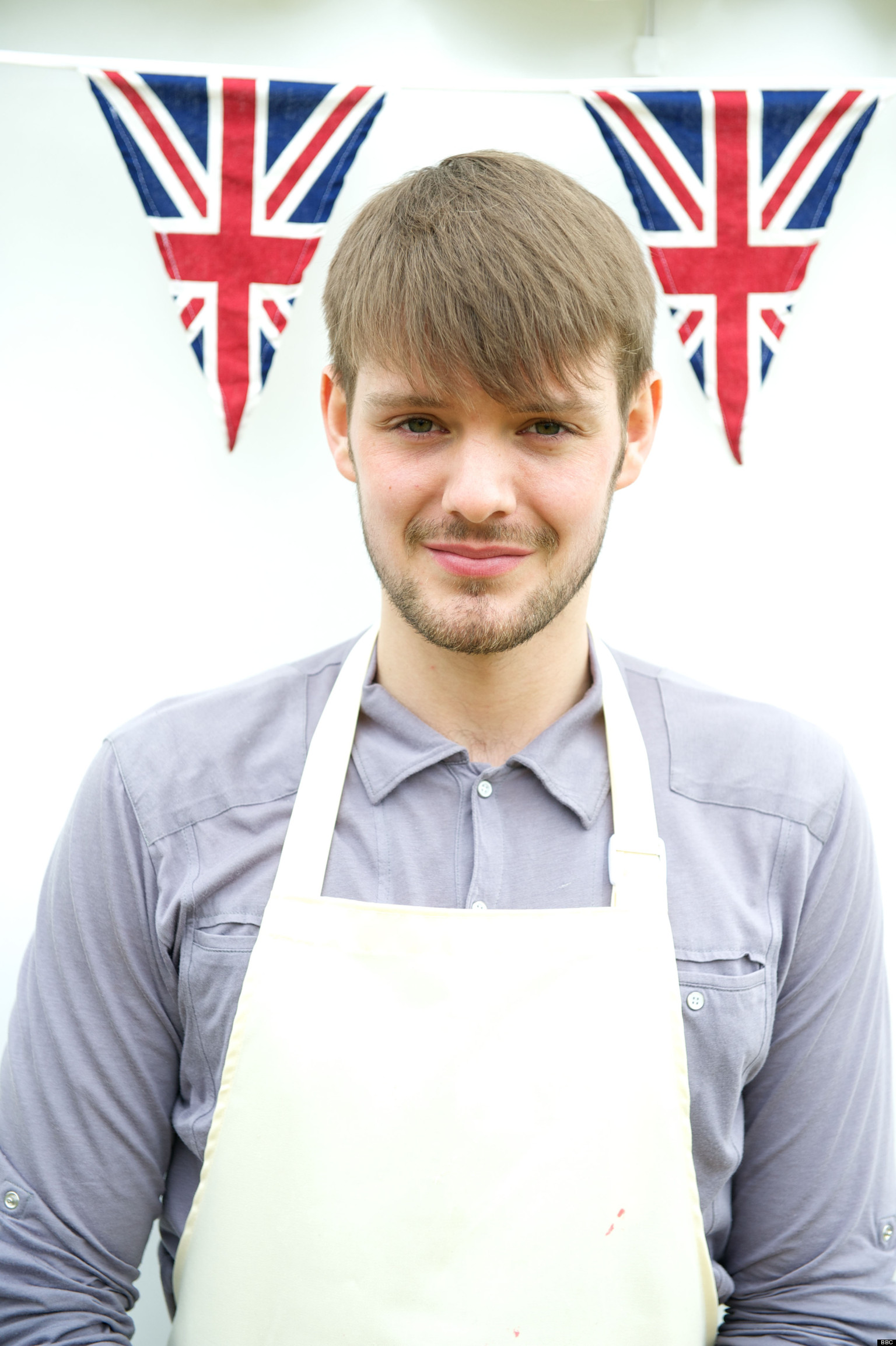 'Great British Bake Off' Contestant John Waite Slices ...