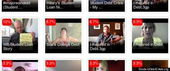 STUDENT DEBT STORIES