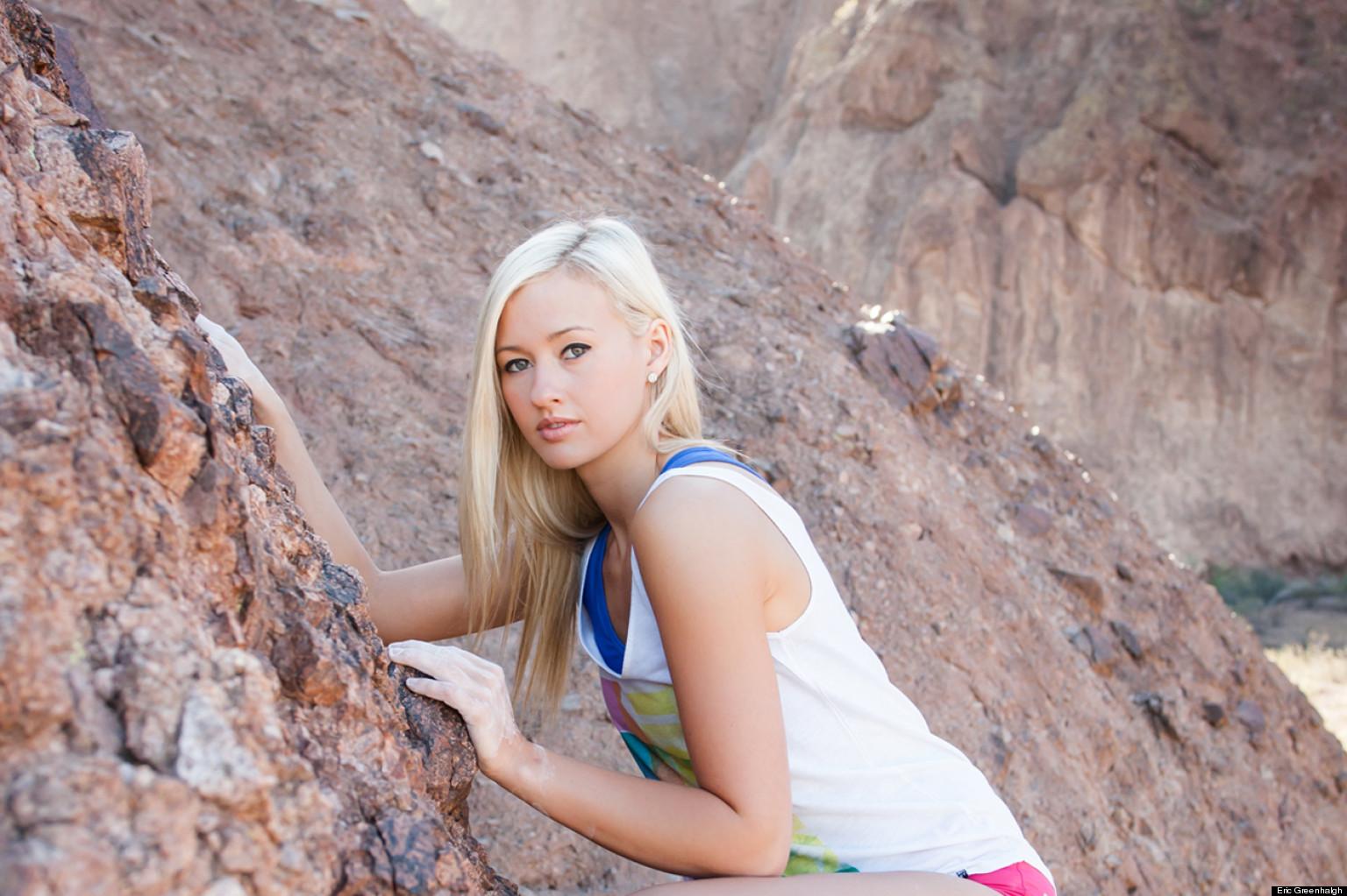 Sierra Blair-coyle Hot Climbing Sierra Blair-coyle