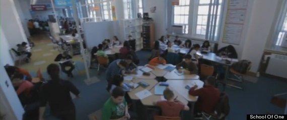 SCHOOL OF ONE