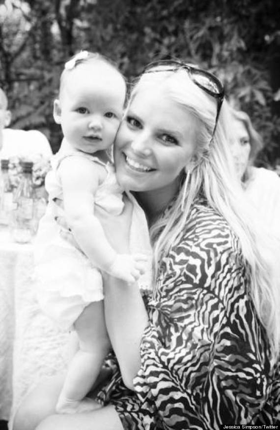 jessica simpson maxwell photo