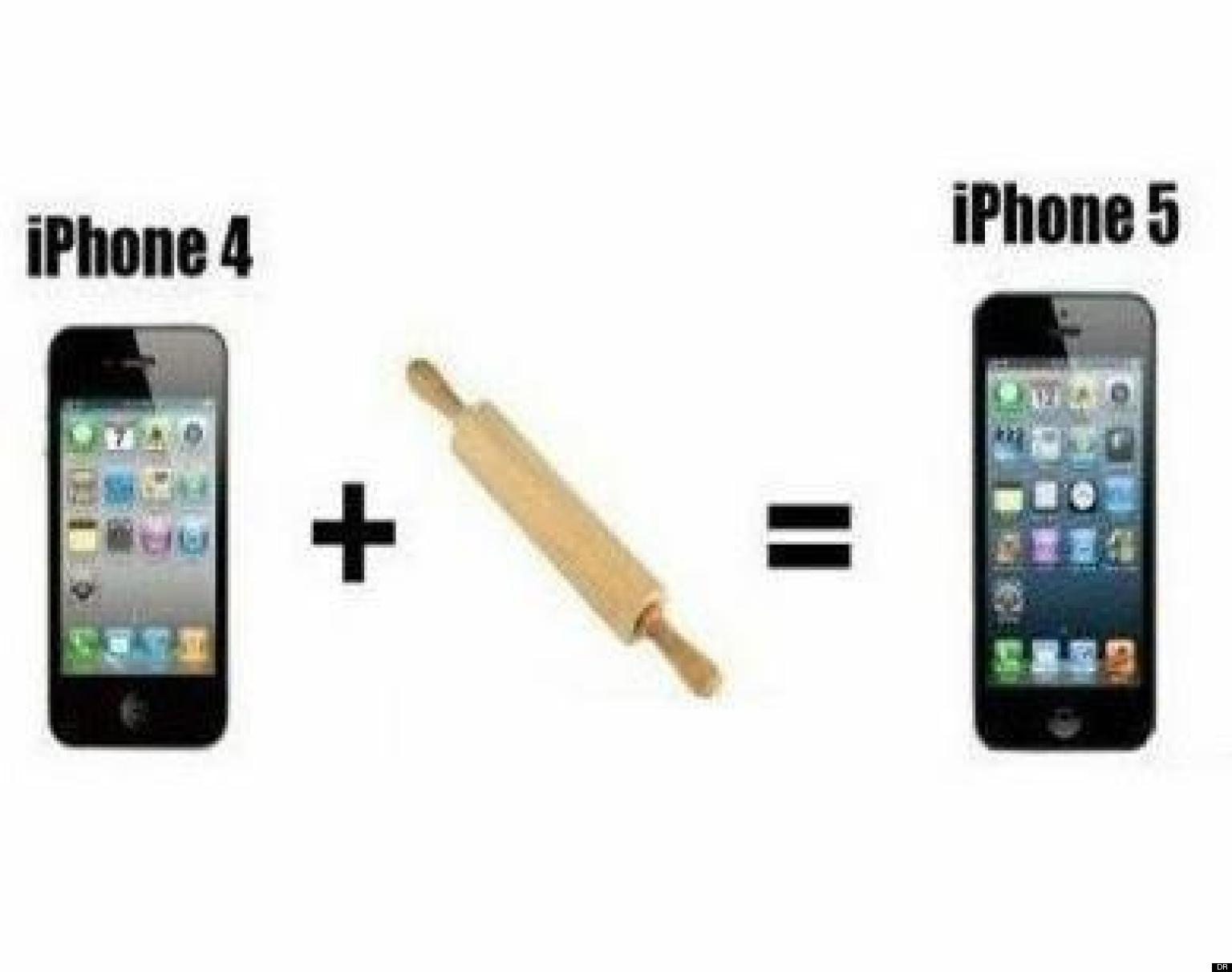 iphone 5 ils critiquent le nouveau smartphone dapple en