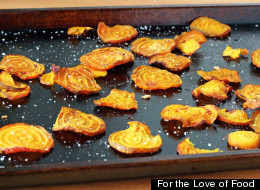 Beyond The Potato Chip Bag: 22 Homemade Fruit And Vegetable Chips