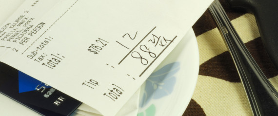 TIPPING 15 PERCENT
